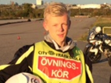 Olle Moped 140930